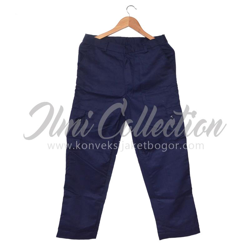 Celana (seragam) Biru tua