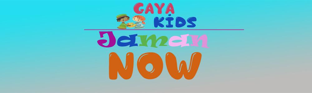 Gaya Kids Jaman Now Tanpa Biaya Mahal.