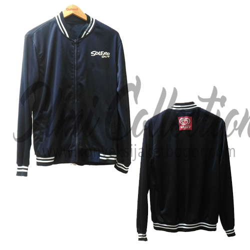 Jaket (lotto diadora) Salero split
